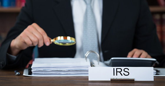 IRS and Tax Resolution Services